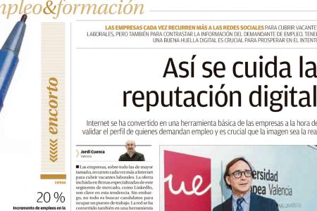 Reportaje diario Levante EMV